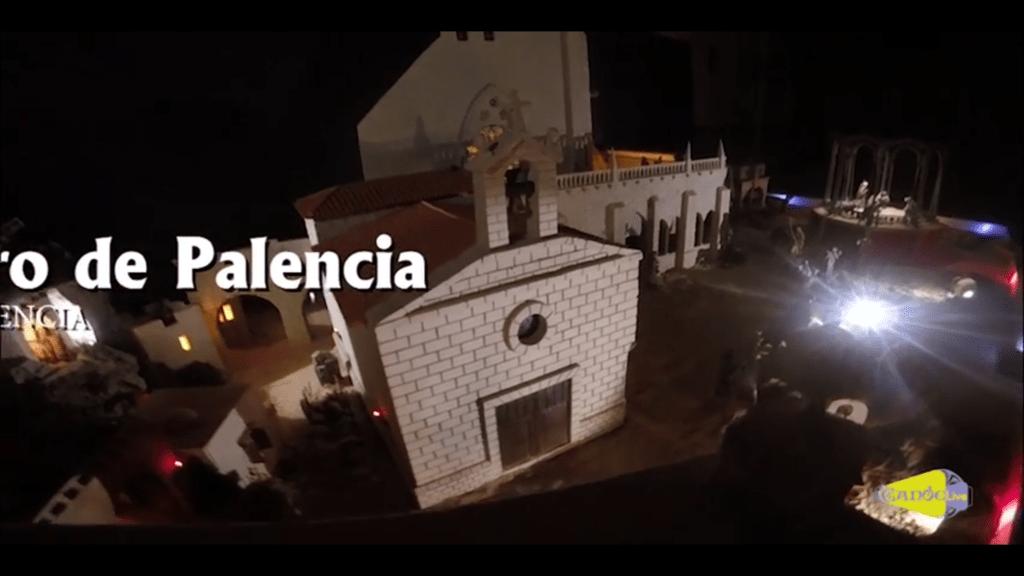Montaje Video Belén Santo Sepulcro Palencia 2017