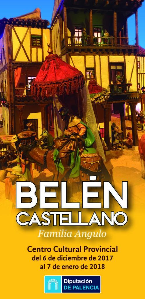 FOLLETO BELEN CASTELLANO Diputación Palencia