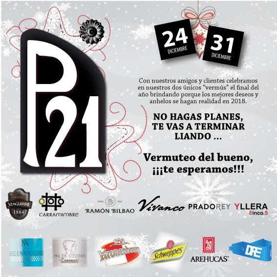 Vermuts P21 Palencia