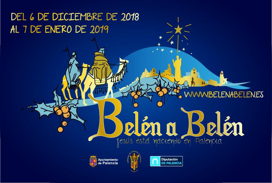 Belén a Belén 2018 Palencia