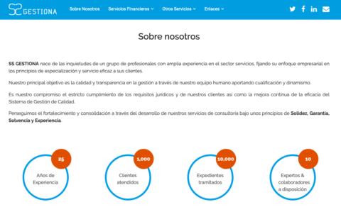 Web ssgestiona.com