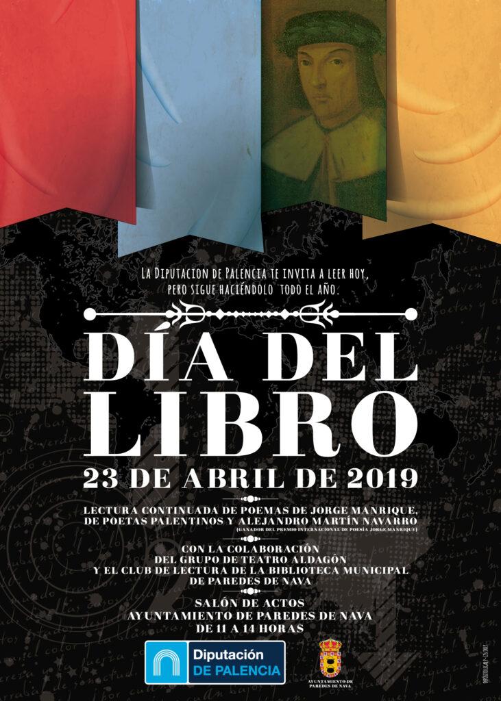 Día del Libro 2019 Diputación de Palencia
