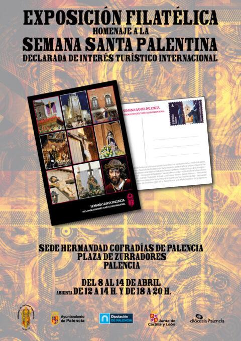 EXPO Filatelia Semana Santa Palencia