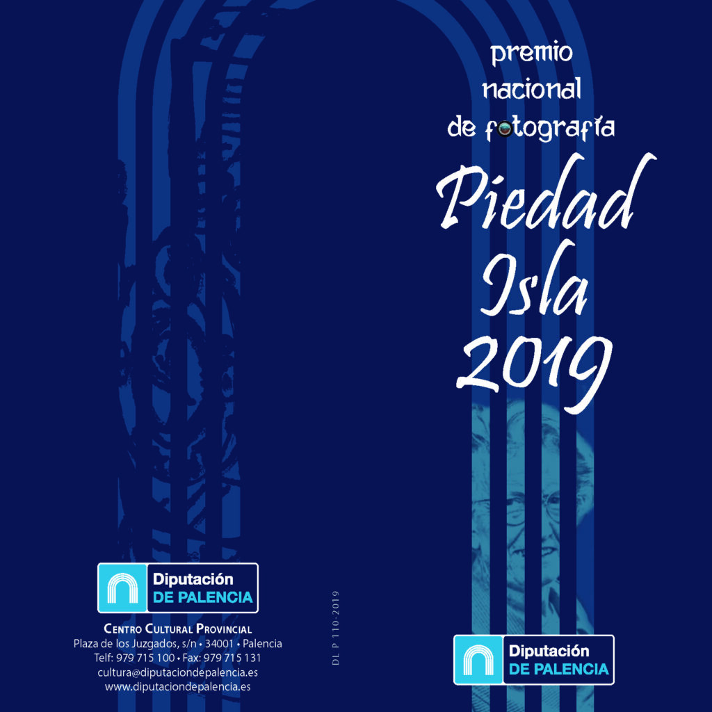 Piedad Isla 2019 Diputación de Palencia
