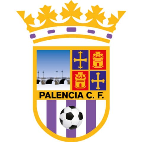 Escudo Palencia Club Fútbol