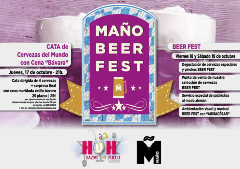 Maño Beer Fest