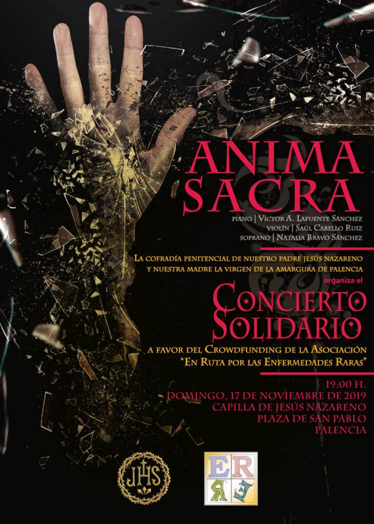 Ánima Sacra Solidario 2019 Palencia