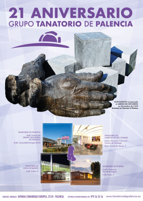 21 aniversario del Tanatorio de Palencia