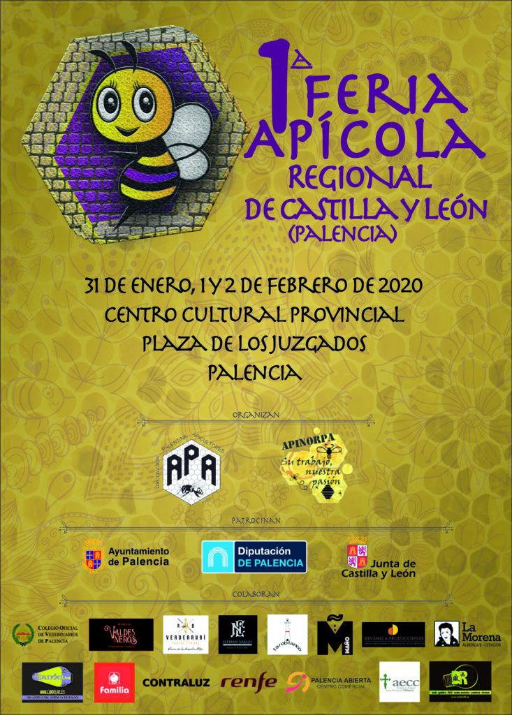 Feria de Apicultura Palencia