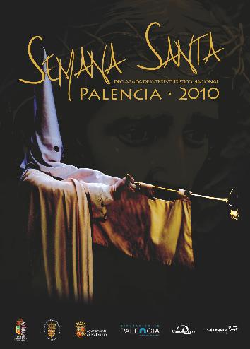 Cartel de la Semana Santa de Palencia 2010