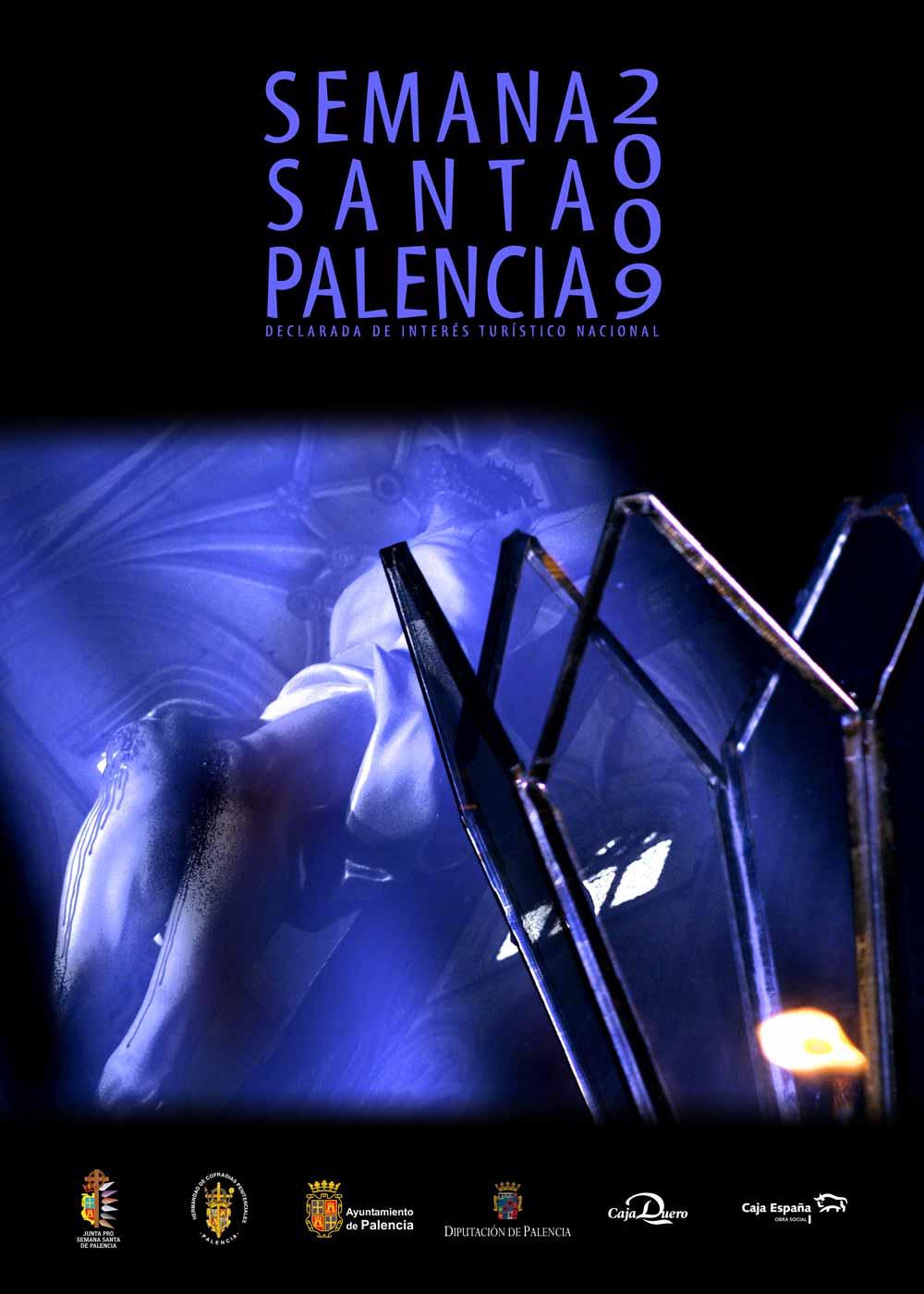Cartel de la Semana Santa Palencia 2009