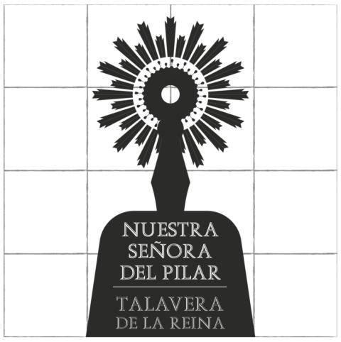 Diseño logo Parroquia Pilar Talavera de la Reina