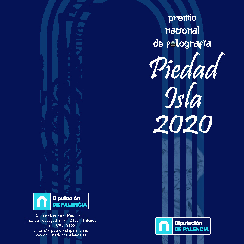Piedad Isla 2020 Diputación de Palencia