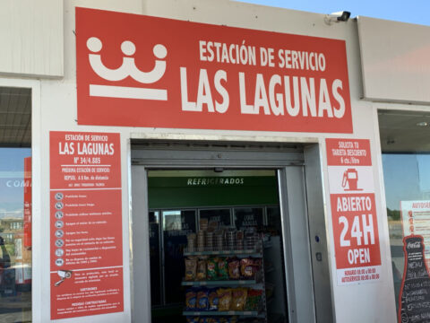 Rotulación Las Lagunas Torquemada Palencia
