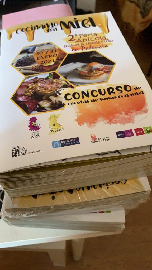Recetas con miel | Feria Apícola Palencia
